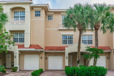 GORGEOUS 3 STORY SPACIOUS TOWNHOME LOADED WITH UPGRADES3/3/1 WITH OVERSIZED GARAGE FOR STORAGE AND A PRIVATE DEN, OFFFICE OR MAN CAVE IN ADDITION TO 3 PRIVATE BEDROOMS THAT ALL HAVE FULL BATHROOMSWALKING DISTANCE TO DONALD ROSS VILLAGE FULL OF RESTAURANTS AND RETAIL AND CVS AND MINUTES AWAY FROM ABACOA TOWN CENTER, ROGER DEAN STADIUM AND BEACHES