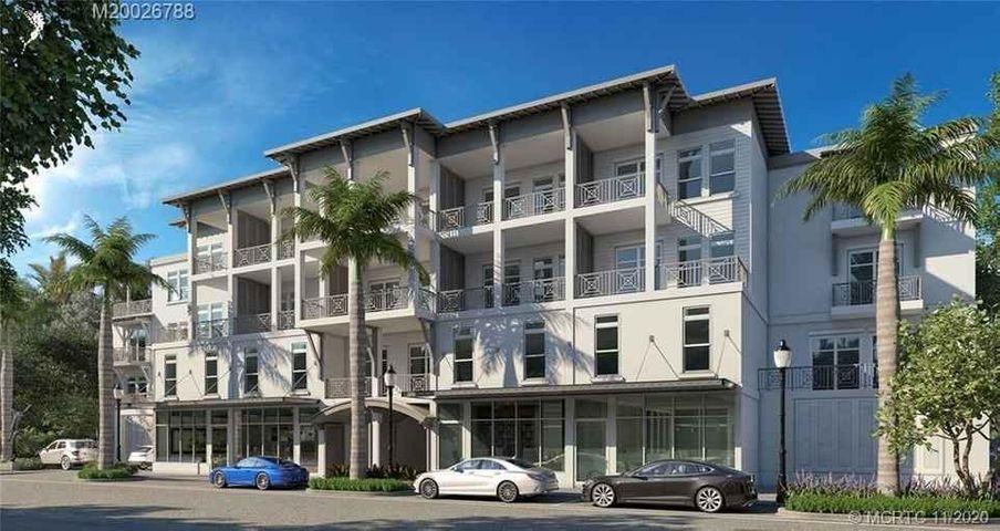 41 SW Seminole Street Unit 406 Ph, Stuart, FL 34994