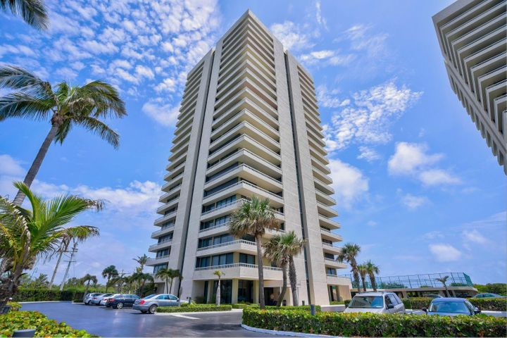 Ocean breezes and gorgeous views are everywhere from this beautiful light and bright  2 bed 2 bath condo in the desirable Waterglades complex. Your best friend is welcome in this pet friendly building. Your spectacular views won't change with protected MacArthur Park to the north, ocean and intracoastal views southwest. Impact windows and doors. Moroccan tile. Amenities abound, pools, tennis and fitness facilities clubroom, BEACH.