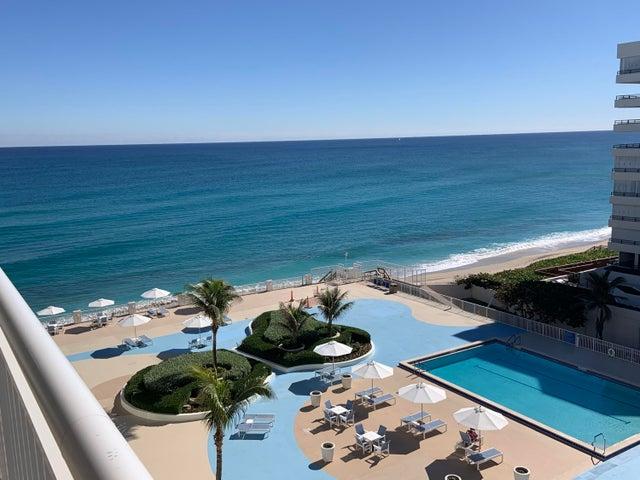 3546 S Ocean Boulevard, 805, South Palm Beach, FL 33480