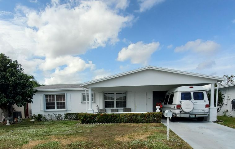 745 NW 74th Way NW, Margate, FL 33063
