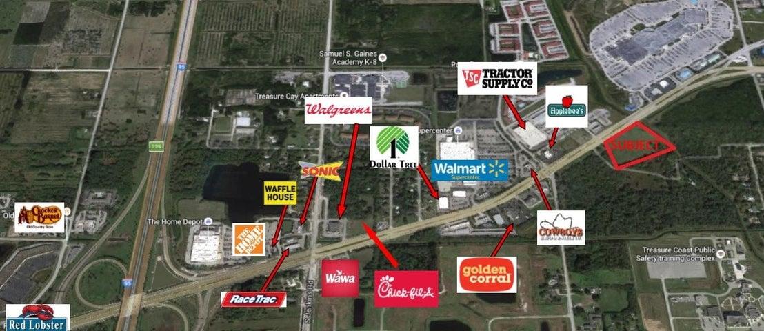 0 Okeechobee Road, Fort Pierce, FL 34981