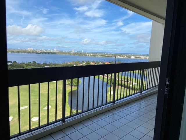 Balcony panoramic views