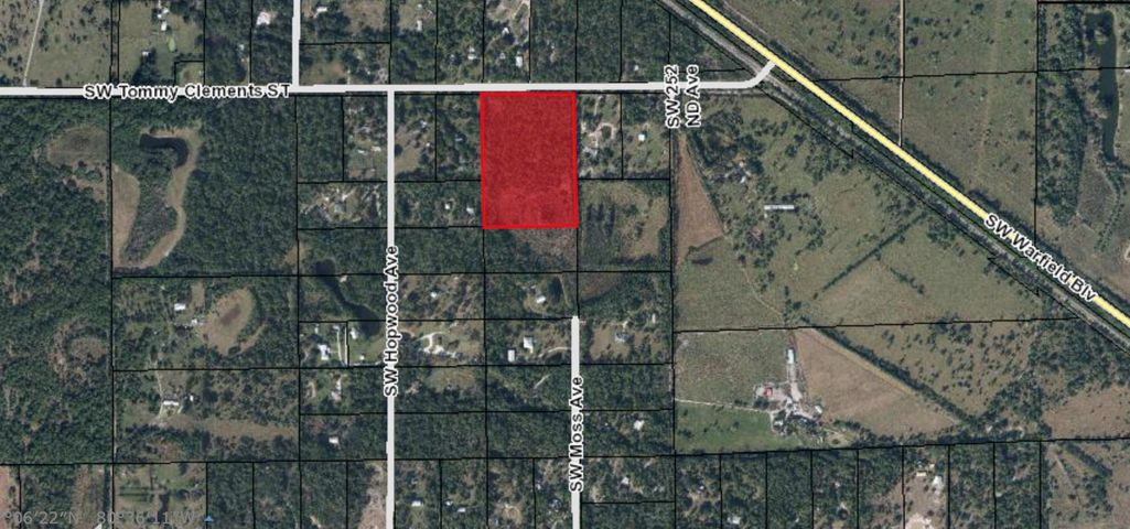 Tbd SW Tommy Clement Street, Indiantown, FL 34956