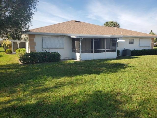 833 Timberview Drive A, Fort Pierce, FL 34982