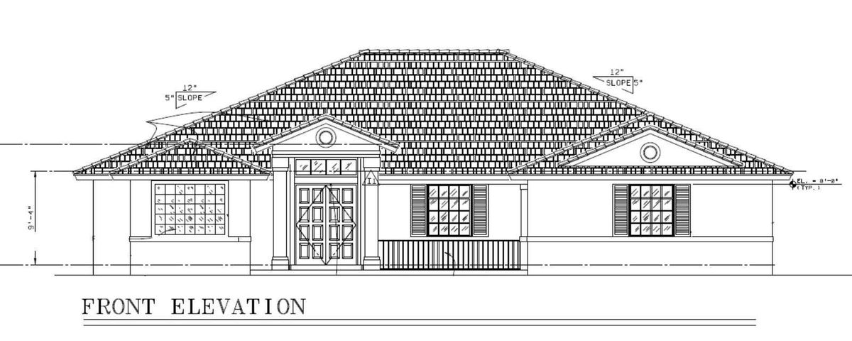 Brand new luxury home in Jupiter Farms on 2.5 Acres. 4 Bedrooms, 3 Full Bathrooms, Office, Huge Porch, 3+ Car Garage, Beautiful Master Bath, High Ceilings. Impact Windows, Crown Molding, Tile Flooring Throughout, Wet Bar with Wine Racks, Outdoor Kitchen with BBQ, Tankless Gas Water Heater, Gas Stove, Wall Oven, Kitchen Island, Concrete Driveway to Street and more! Completion approximately 4 months. Pick your colors for everything now!