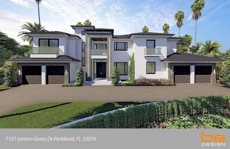 7101 Lemon Grass Drive, Parkland, FL 33076