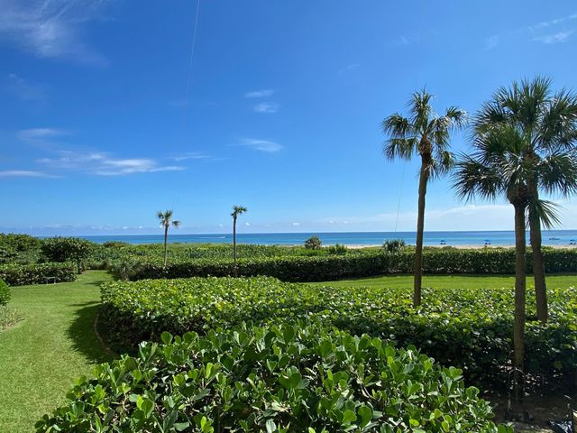 Reach out and touch the ocean! This 2nd floor retreat feels like your own personal beach house, right on the sand w/ views through floor to ceiling windows. Split floor plan with access from LR and both BR's to the spacious balcony - perfect for outdoor cocktails & dining. King bed in the primary bedroom. Tile flooring throughout, wood floors in BR's. Washer/Dryer inside unit. Tiara, a luxury amenity building offers a true resort lifestyle: valet, 24/7 concierge & manned gate. A 1BR suite for guests of residents. Heated pool, separate jacuzzi, tennis, men's & women's fitness centers w/ steam room & sauna, billiard room, library, & card room. Beachside restaurant - eat-in or delivery. 43rd floor Marquis lounge w/ 360 degree view + WiFi. 15 mins to 1st class shopping, dining & entertainment.