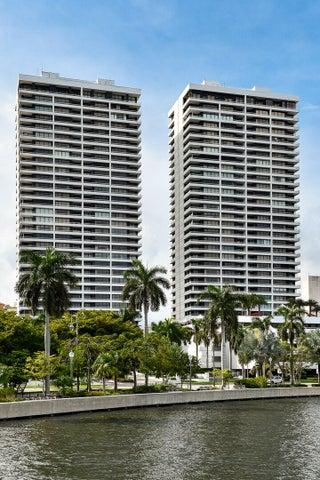 525 S Flagler Drive, 22 A & B; Cabana 8, West Palm Beach, FL 33401