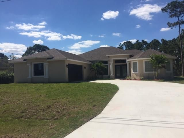 2530 SW National Circle, Port Saint Lucie, FL 34953