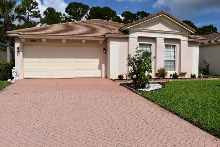 563 SW Indian Key Drive, Port Saint Lucie, FL 34986
