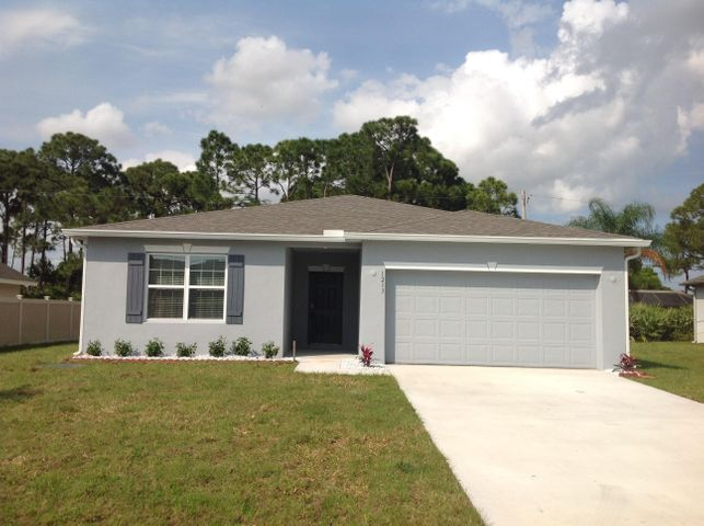 1213 SW Emerald Avenue, Port Saint Lucie, FL 34953
