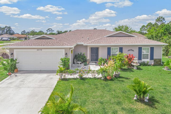 4276 SW Earnest Street, Port Saint Lucie, FL 34953