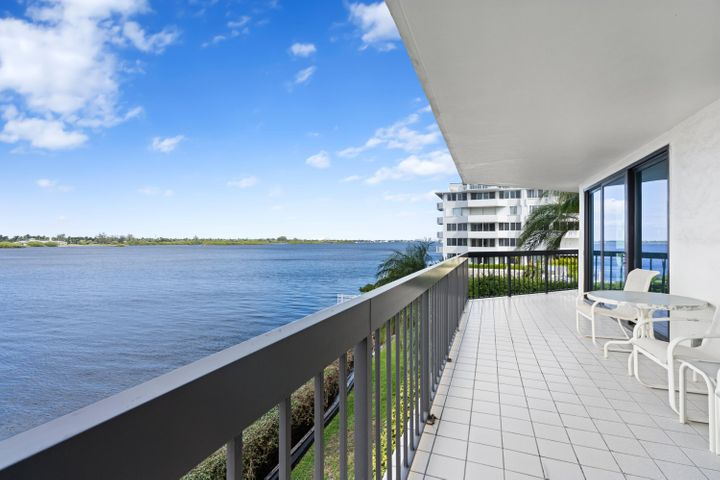 Welcome to magnificent Sutton Place residence 208N. From this two-bedroom, two- bathroom condo enjoy beautiful intracoastal waterfront views. Wonderful features of this residence include: an expansive wraparound balcony, impact-resistant glass windows and sliders, large master ensuite, spacious and open living room, galley kitchen with new appliances, double door entry, one parking space in the building's indoor garage, and one outdoor parking space. With pool, gym, sauna, Jacuzzi, clubhouse and recently upgraded lobby, hallways and elevators,  Sutton place truly offers a luxury boutique lifestyle. Enjoy a 24-hour doorman and on-site building manager. Last but not least, private access to the beach just across the street (South Ocean Blvd.)