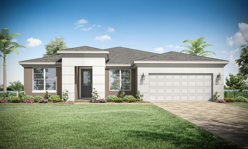 Dahlia - Model Home