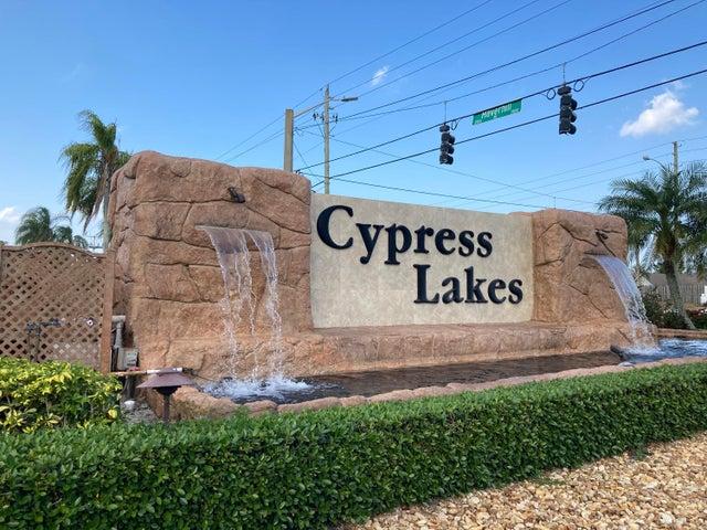 3430 Cypress Trail, B201, West Palm Beach, FL 33417