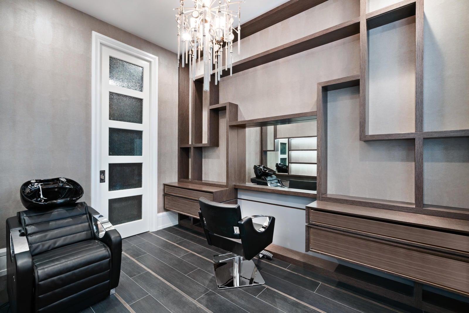 In-Home Hair Salon