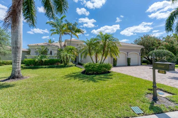 208 Via Emilia, Palm Beach Gardens, FL 33418