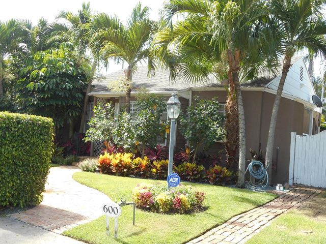 600 Westwood Road, West Palm Beach, FL 33401