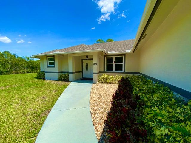 6222 Coconut Boulevard, The Acreage, FL 33470