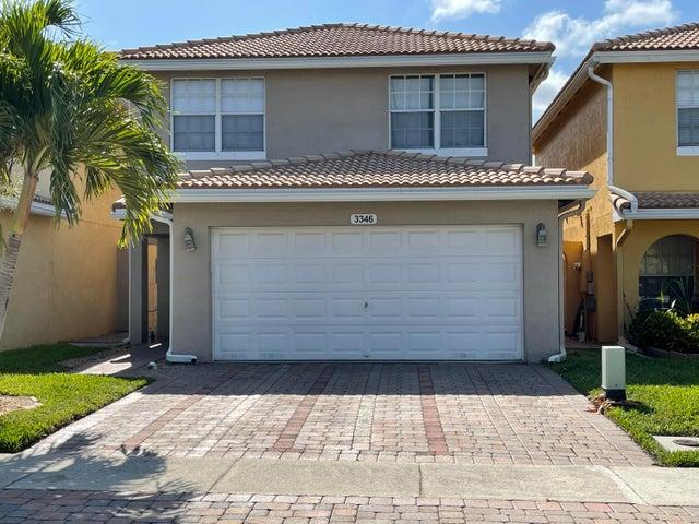 3346 Blue Fin Drive, West Palm Beach, FL 33411