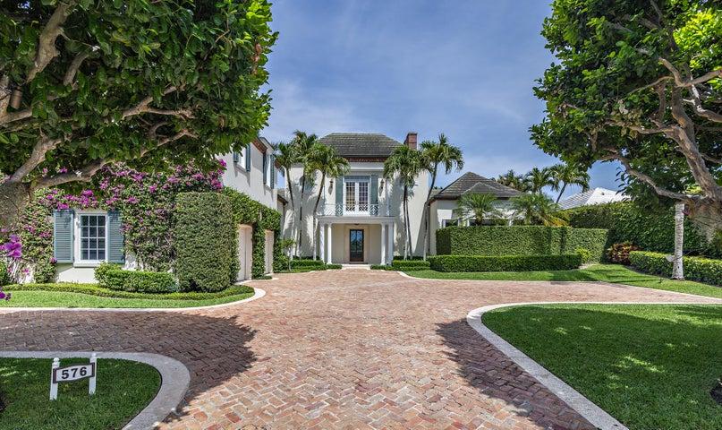 576 Island Drive, Palm Beach, FL 33480