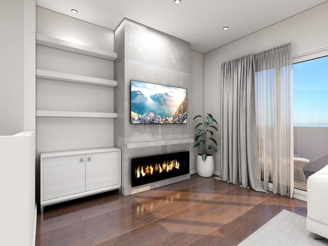 Rendering Set 2 - Living Room