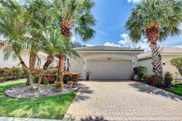 9592 Sandpiper Lane, West Palm Beach, FL 33411