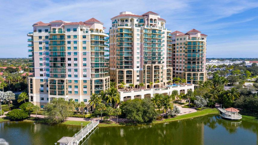 Palm Beach Gardens only Luxury Hi-rise Community; Exceptional amenities and location!