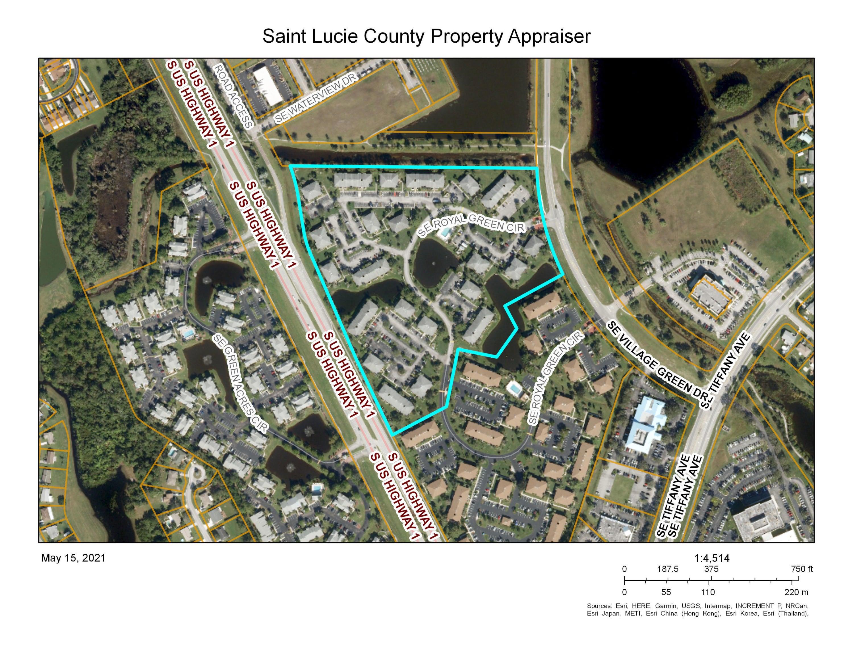 1530 SE Royal Green Circle, 108, Port Saint Lucie, FL 34952
