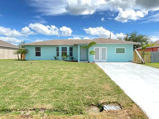 1150 SW Haleyberry Avenue, Port Saint Lucie, FL 34953