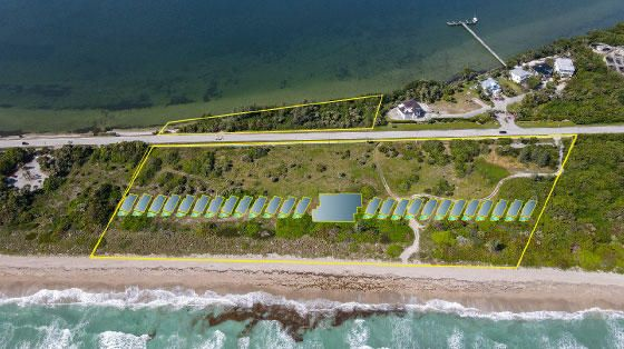 7700 S Ocean Drive, Villa 6, Jensen Beach, FL 34957