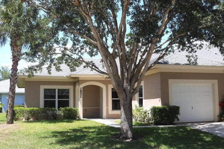 1852 Pelican Drive, 1, Fort Pierce, FL 34982