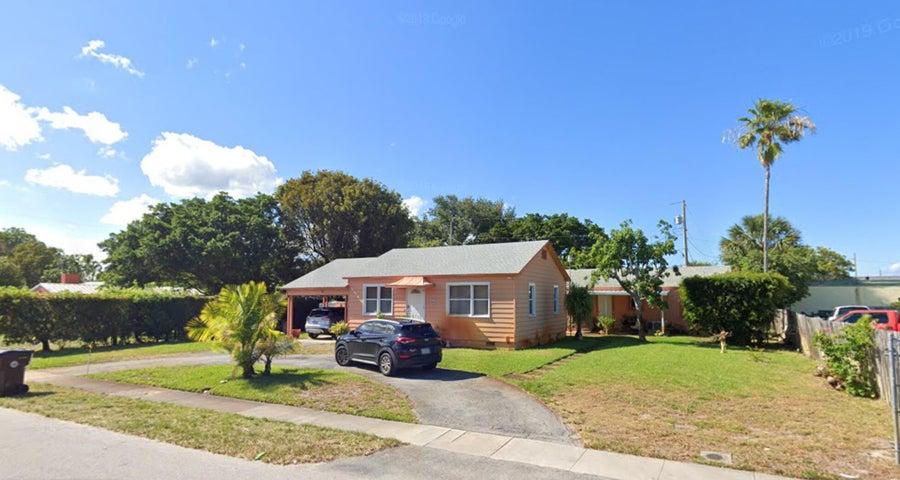 621 Hunter Street, West Palm Beach, FL 33405