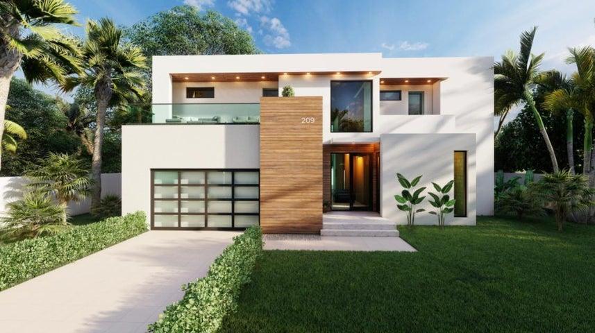 209 Santa Lucia Drive, West Palm Beach, FL 33405