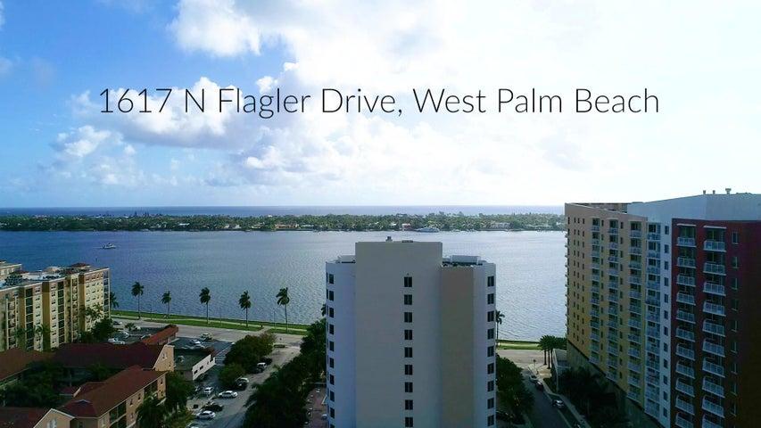 1617 N Flagler Drive, 603, West Palm Beach, FL 33407