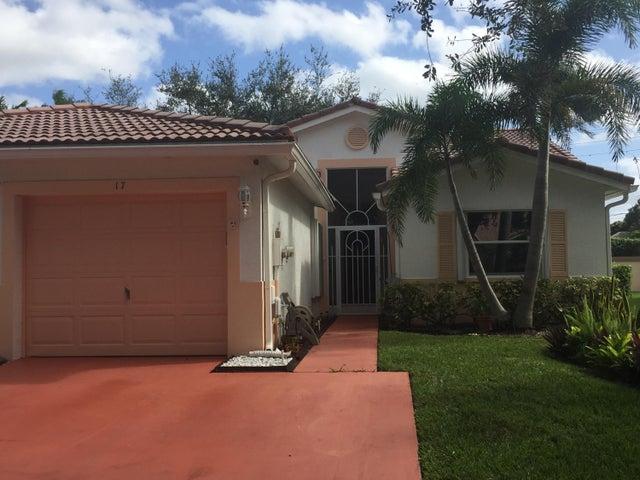 17 Sausalito Drive, Boynton Beach, FL 33436