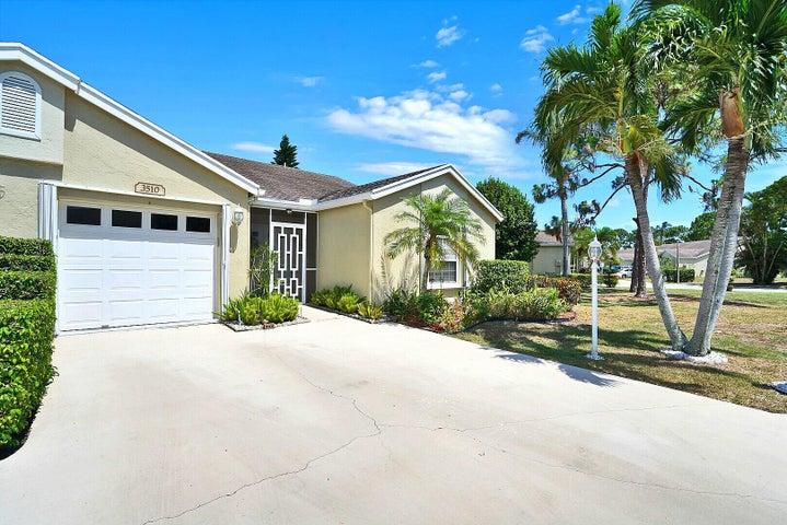 3510 Ridge Tree Court, Greenacres, FL 33463