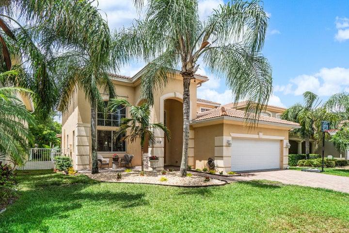418 Gazetta Way, West Palm Beach, FL 33413