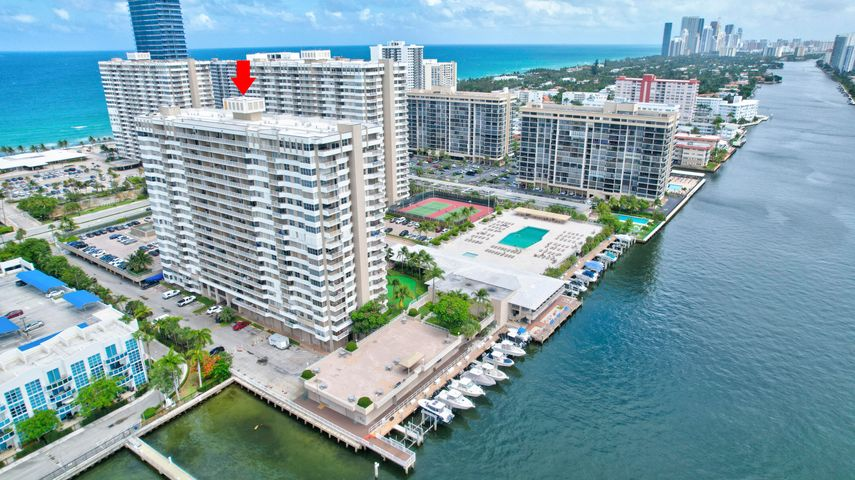 The Hemispheres. This corner unit has spectacular ocean and intracoastal views.