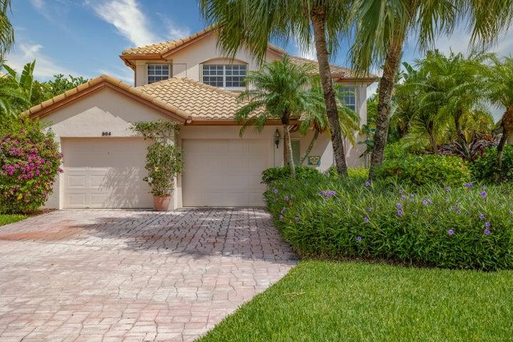 904 Augusta Pointe Dr, PGA National, Palm Beach Gardens, FL