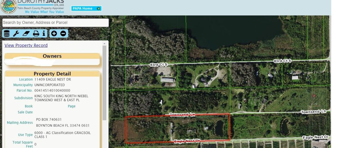 11409 Eagle Nest Drive, Boynton Beach, FL 33472