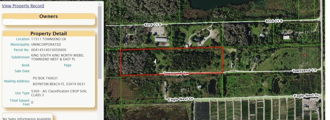 11511 Townsend Lane, Boynton Beach, FL 33472