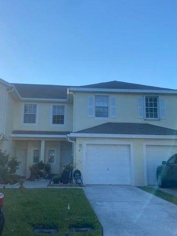 225 Foxtail Drive, F, Greenacres, FL 33415