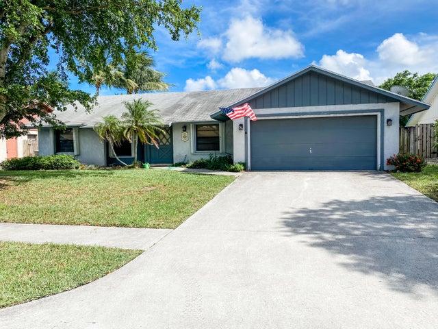 3952 Green Forest Drive, Boynton Beach, FL 33436