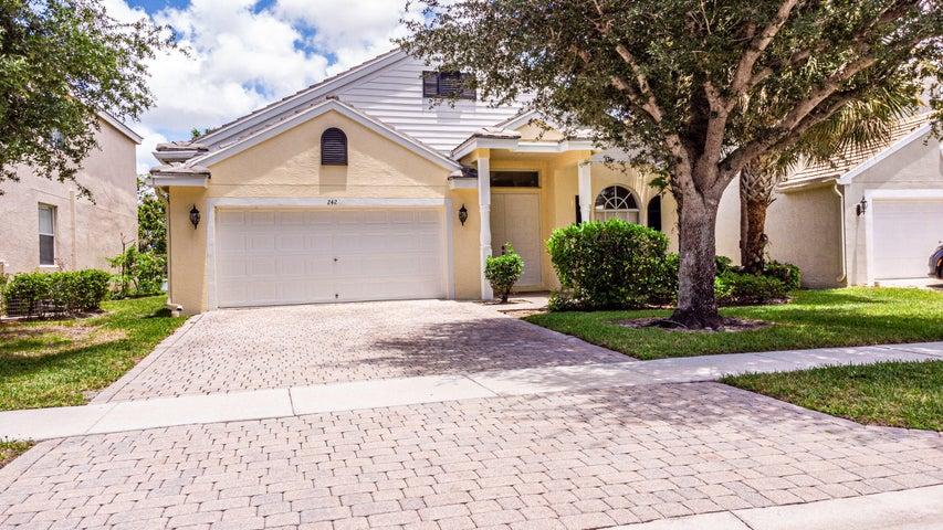 242 Berenger Walk, Royal Palm Beach, FL 33414