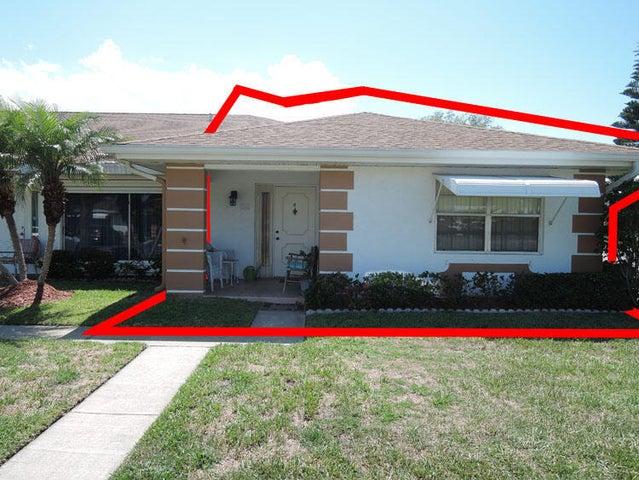 317 Colony Lane, D, Fort Pierce, FL 34982