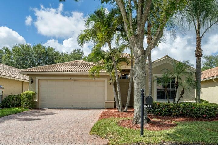5358 Vernio Lane, Boynton Beach, FL 33437