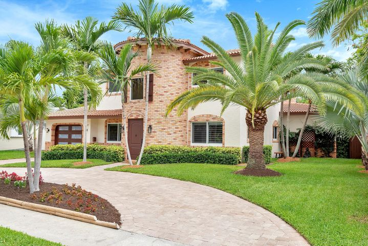 The most beautifully updated home in East Boca, Addison Mizner School District. Meticulously updated down to the smallest detail!