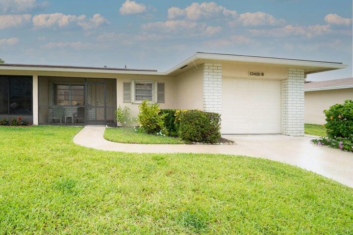 13413 Via Vesta, B, Delray Beach, FL 33484
